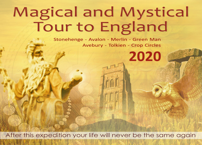 Magical and Mystical Tour to England 2020